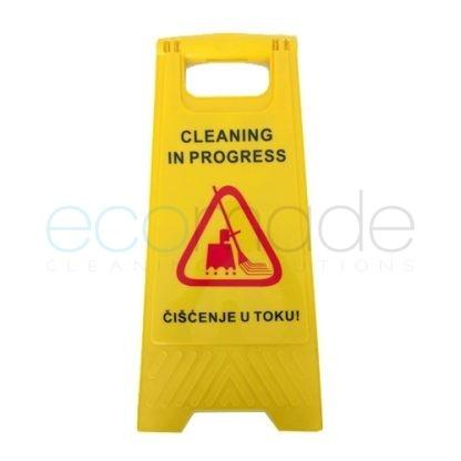 AF03046 znak čišćenje u toku