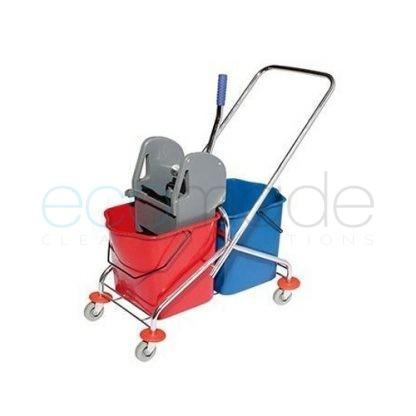 AF08072 kolica za čišćenje metalni ram