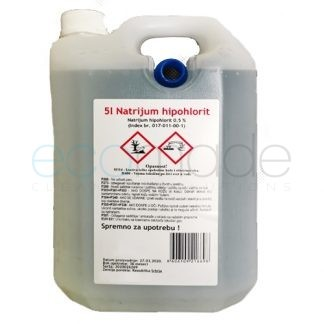 Natrijum hipohlorit