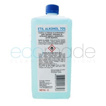 etil alkohol 70%
