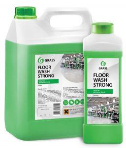 floor wash strong