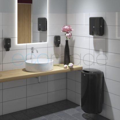 tork kupatilo crna boja
